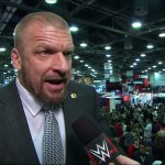 TWITTER: Triple H regala una cintura anche in NBA (Foto)