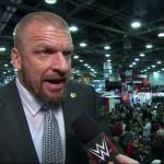 WWE: Triple H rivela di aver aiutato John Cena quando i fan hanno iniziato a fischiarlo