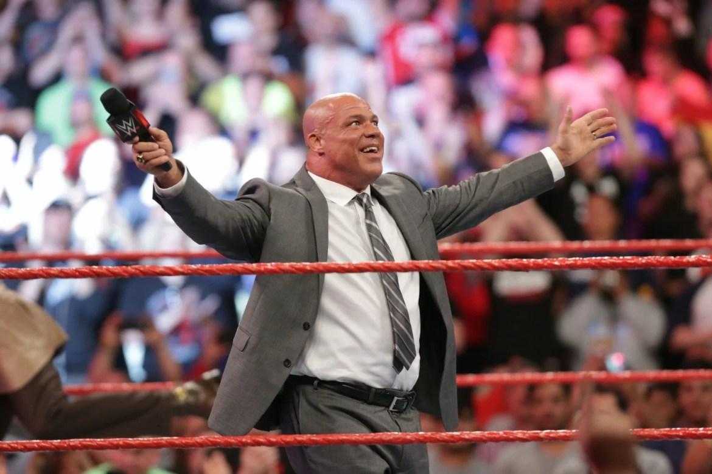 WWE Spoiler: Kurt Angle più attivo che mai
