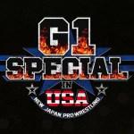 NJPW: Annunciati i primi match per G1 Special