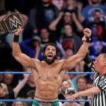 WWE: Jinder Mahal ai microfoni di Sky Sport