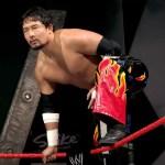 WWE: Notizie da Tajiri