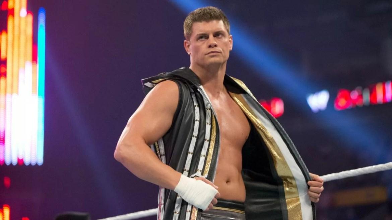 ROH: Cody Rhodes lancia una frecciatina ad NXT