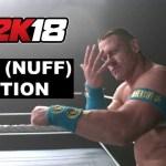 TWITTER: John Cena autografa la WWE 2K18 Collector's Edition (VIDEO)