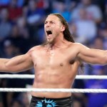 WWE: Big Cass presente nel backstage di Raw