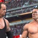 WWE: John Cena toglierà questo primato a The Undertaker?