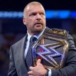 WWE: Triple H si prepara ad un clamoroso ritorno?