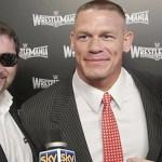 FACEBOOK: Luca Franchini attacca John Cena
