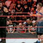 TWITTER: L' acceso scambio tra John Cena e Roman Reigns si sposta sui social