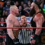 WWE: Il Feud tra Brock Lesnar e Braun Strowman potrebbe non essere finito