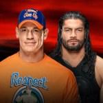 WWE: 7 momenti memorabili del match tra John Cena e Roman Reigns a WWE No Mercy (Foto)