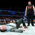 WWE: Kevin Owens parla del segmento con Vince McMahon