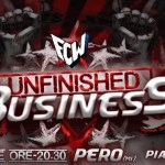 FCW Unfinished Business: nuovi match!