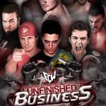 FCW Unfinished Business: il GM Francesco Zerini bandisce i TheAbusiveGame (VIDEO)