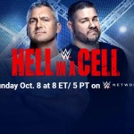 WWE: Card aggiornata di WWE Hell in a Cell 2017