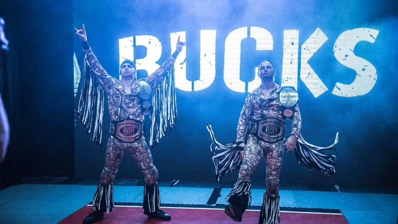 The Young Bucks si arrendono alla WWE (VIDEO)