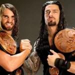 WWE: Roman Reigns si complimenta con Seth Rollins
