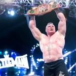 WWE: Aggiornamenti sul contratto di Brock Lesnar