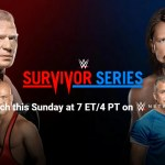 Report: WWE Survivor Series 19-11-2017