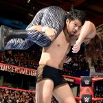 WWE: Hideo Itami lascerà la WWE?