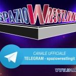 SPAZIO WRESTLING SBARCA SU TELEGRAM