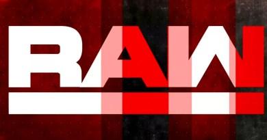 WWE: Dettagli sull'ultima puntata di Raw
