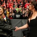 WWE: Aggiornamenti sul possibile partner di Ronda Rousey a Wrestlemania