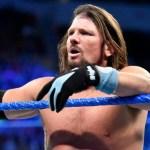 WWE: AJ Styles è tornato a combattere