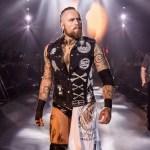 WWE: Aggiornamenti sull'infortunio di Aleister Black