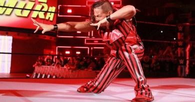 """WWE: Grave errore di Shinsuke Nakamura nel promo contro gli """"Street Profits"""""""