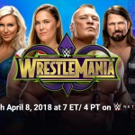 Report: WWE Wrestlemania 34 08-04-2018