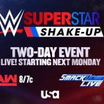 WWE: 5 possibili shock per il Superstar Shake-Up