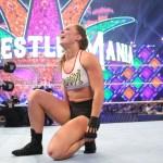 WWE: Ronda Rousey sarà in Italia