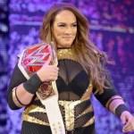 WWE: Nia Jax rivela il motivo della sua assenza dagli show lo scorso anno