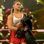 WWE: Ronda Rousey vuole il Main Event di WrestleMania 35