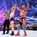 TWITTER: Kurt Angle parla del suo match di WrestleMania
