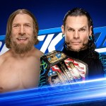 Report: WWE Smackdown Live 22-05-2018