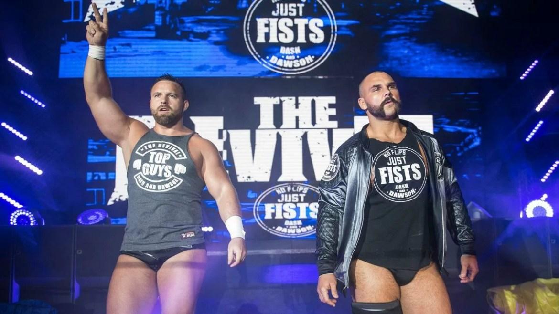 WWE: Scott Dawson (Revival) non sta percependo lo stipendio