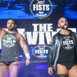 """WWE: Dash Wilder reagisce alla """"sepoltura"""" dei Revival"""