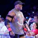 WWE: Bobby Lashley difende Roman Reigns