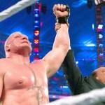 WWE: Aggiornamento sulla presenza a Summerslam di Brock Lesnar