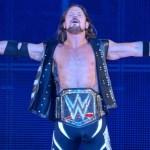 WWE: Importante traguardo per AJ Styles