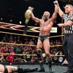 NXT: Triple H commenta la vittoria di Tommaso Ciampa
