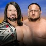 WWE: Samoa Joe avrebbe dovuto battere AJ Styles a Summerslam
