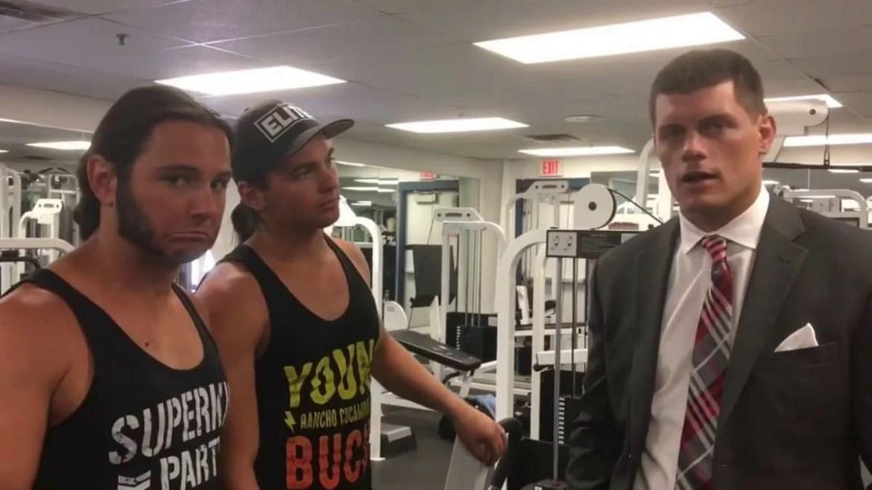 WWE: Tutti i dettagli sulle offerte a Cody Rhodes, gli Young Bucks e Adam Page