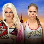 WWE SPOILER SMACKDOWN: Alexa Bliss commenta il suo match