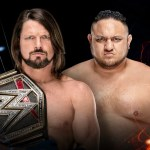 WWE : Possibie spoiler sul match fra AJ Styles e Samoa Joe