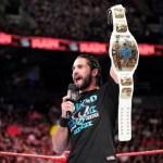 WWE: Dettagli sul promo di Seth Rollins a Raw