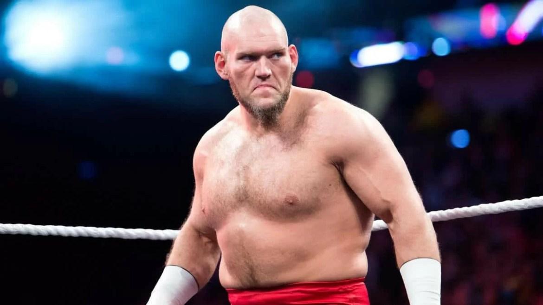 WWE: Cambio di nome per Lars Sullivan?