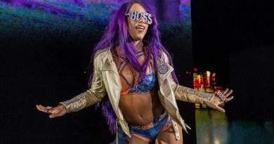 WWE: Aggiornamenti sull'infortunio di Sasha Banks